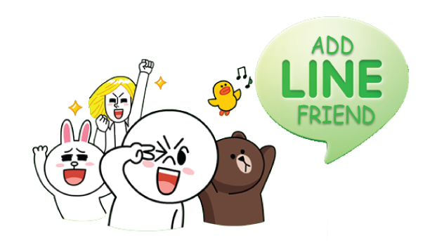 Add LINE friend